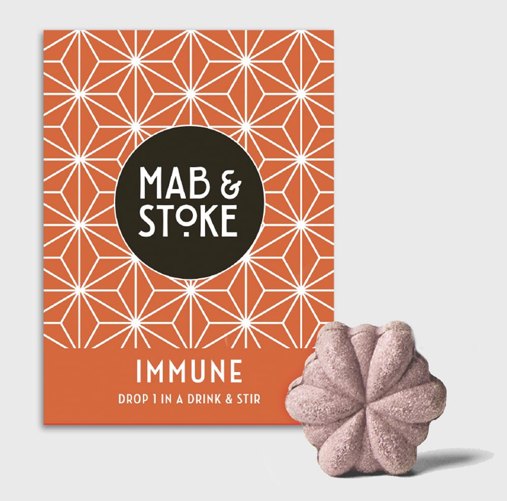 Mab and stoke herbs immune