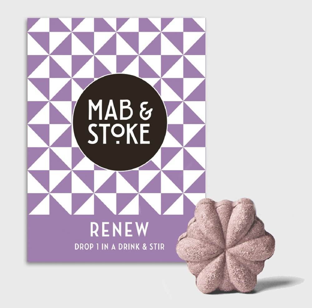 Mab and stoke herbs renew